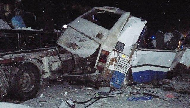 Четверых пострадавших после ДТП савтобусом вХМАО прооперировали в клинике