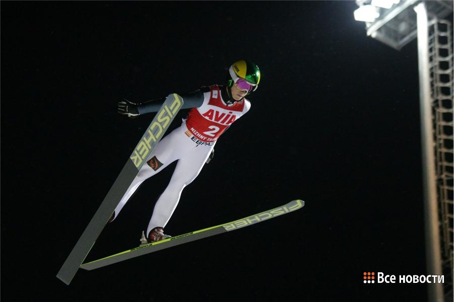 Нижегородец завоевал золото КубкаРФ попрыжкам налыжах страмплина