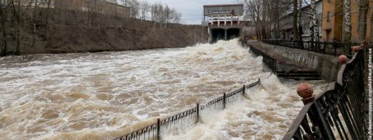 Чтобы не повторился паводок-2016. На водохранилищах Нижнего Тагила уже начался сброс воды