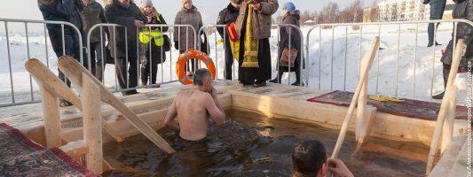 Окунуться в купель тагильчан приглашают в крещение