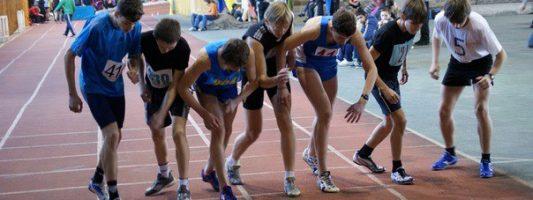 Легкоатлеты из Нижнего Тагила заняли в Челябинске призовые места