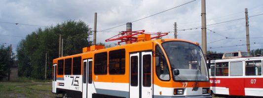 В воскресенье на Вагонке остановятся трамваи