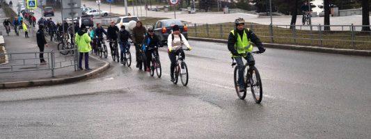 Тагильские велосипедисты поставили новый рекорд