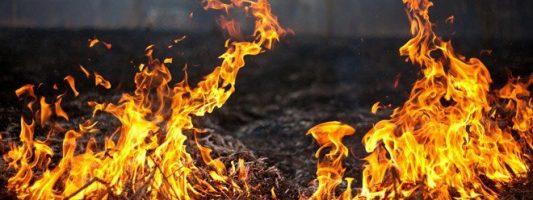 Подростков-поджигателей задержали в Нижнем Тагиле