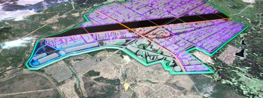 Инвестиции в индустриальный парк «Восточный» превысят миллиард рублей