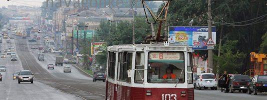 Дополнительные трамваи запустят в День танкиста