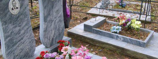 Полицейские поймали предприимчивого бизнесмена, который воровал памятники с могил и устанавливал их новым клиентам