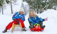 Завтра начнут принимать заявления на отдых в детских лагерях в зимние каникулы