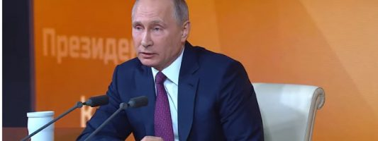Путин пойдёт на выборы самовыдвиженцем