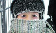 О морозах до -40 предупредили свердловские синоптики