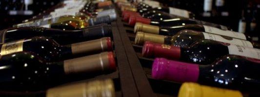 Продажи алкоголя резко упали