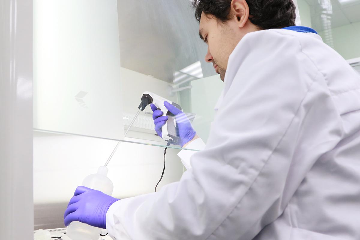 Биотехнологический центр УрФУ займется исследованием 3D-печати живых тканей
