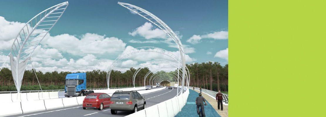 Мост как в Питере?
