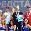 Тагильчанин выиграл корпоративные игры Ростеха в кроссфите с гирями