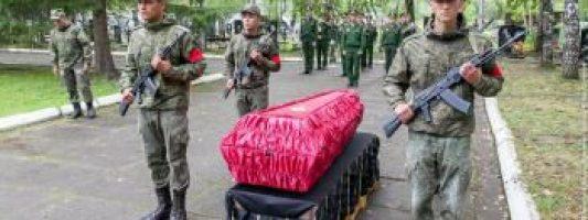 Останки бойца, убитого подо Ржевом, вернули в Нижний Тагил. И ищут потомков ещё одного солдата
