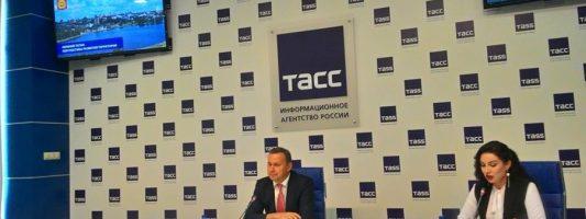 «Ничего нового я не придумал». Пинаев рассказал о программе, с которой пойдёт на выборы мэра
