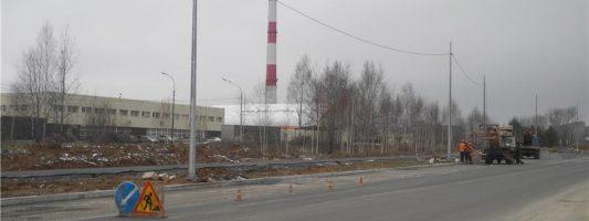 Директор фирмы «Уралстроймонтаж», которая ремонтирует дороги, попросил прощения у жителей Муринских прудов