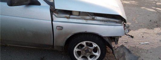 Тагильчане ищут очевидцев ДТП на Юности – один ВАЗ влетел в другой и скрылся с места  аварии