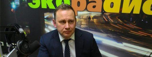 «Мы перевалим за 14-миллиардный бюджет»: мэр Владислав Пинаев – о дорогах, воде и вывозе мусора