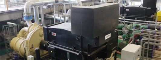 На НТМК обновили центральную компрессорную станцию