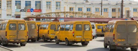 Из-за замены ГАЗелей на ПАЗы маршрутки №46 будут ходить по-другому