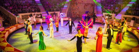 Mamma mia! Фантастика! Яркое, потрясающее представление в Нижнетагильском цирке!