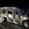 Водитель иномарки  погиб в жутком ДТП в районе Горбуново