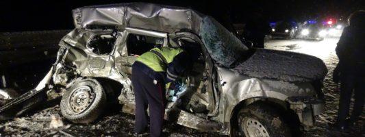 Не справился с управлением: подробности ДТП с Renault и ГАЗелью возле Горбуново