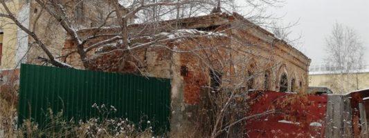 Мэрию обязали восстановить молельный дом Аксёнова на проспекте Ленина