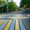 В Нижнем Тагиле меняют схему движения под диагональные переходы. Но пользоваться ею нельзя