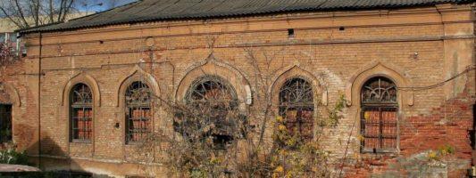 Мэрия решила продать руины памятника архитектуры XIX века