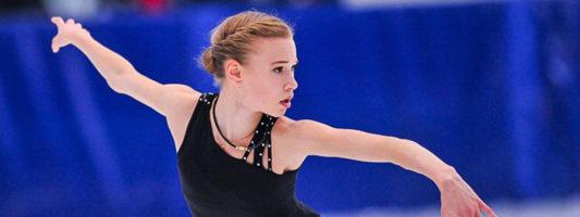 Фигуристка из Нижнего Тагила взяла международный турнир Budapest Trophy, обыграв действующую чемпионку мира